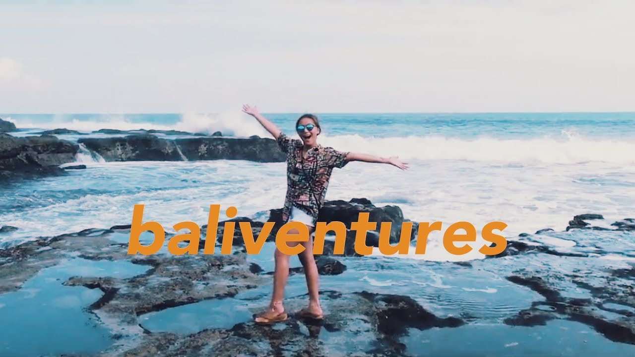 BALI TRAVEL DIARY | Joyce Pring TV