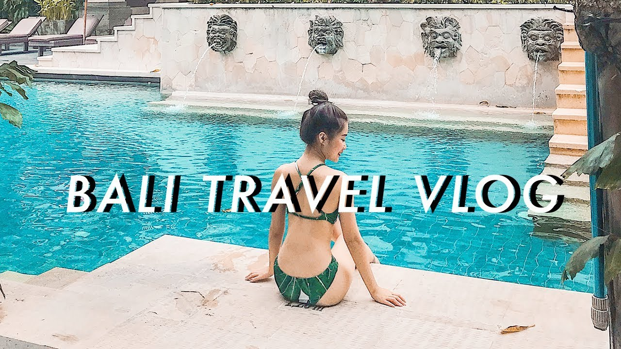 I COULDN'T BELIEVE WHAT I DID IN BALI…| BALI TRAVEL VLOG 2018