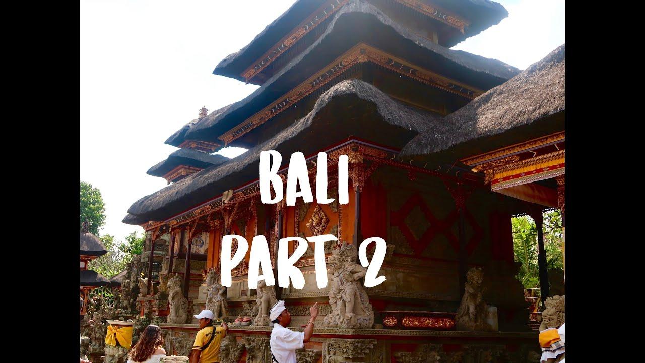 THE BALI CULTURE | BALI | PART 2 | Travel Vlog | Janita Jay TV