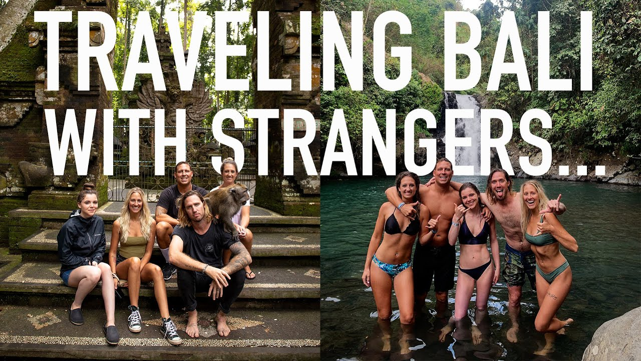 TRAVELING BALI WITH OUR INSTAGRAM FOLLOWERS! | Let Us Live Ep. 54