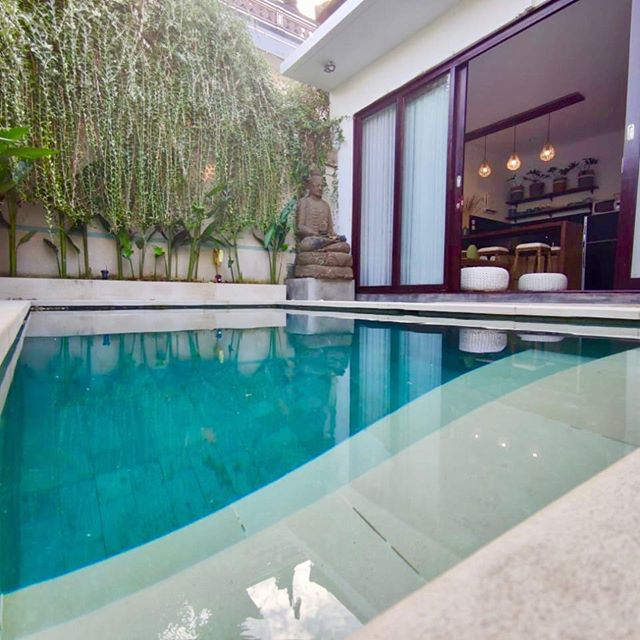 Amazing designed villa for rent yearly Canggu  Price: only 115.