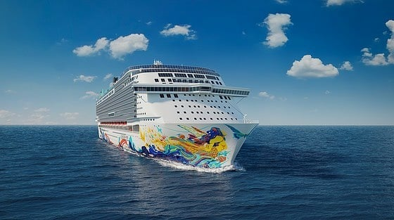 Global Dream Cruise is the new ship from Dream cruise.