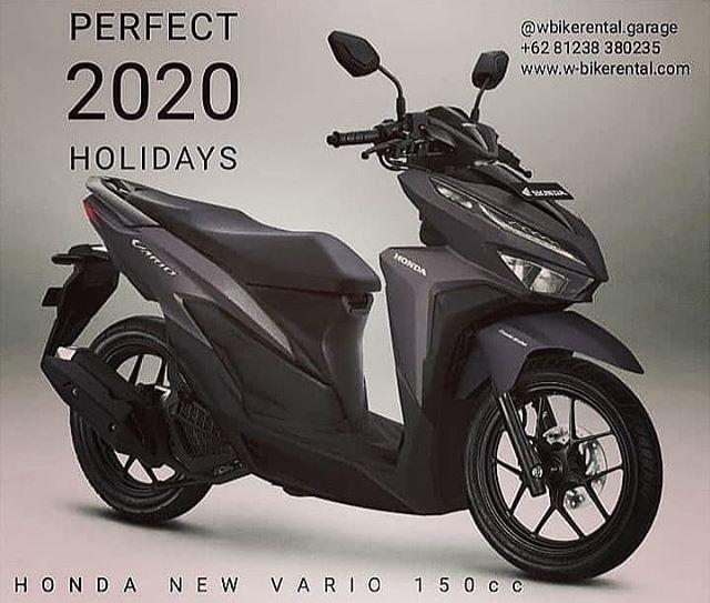 Menyediakan jasa Rental Motor Murah di Bali 2020.