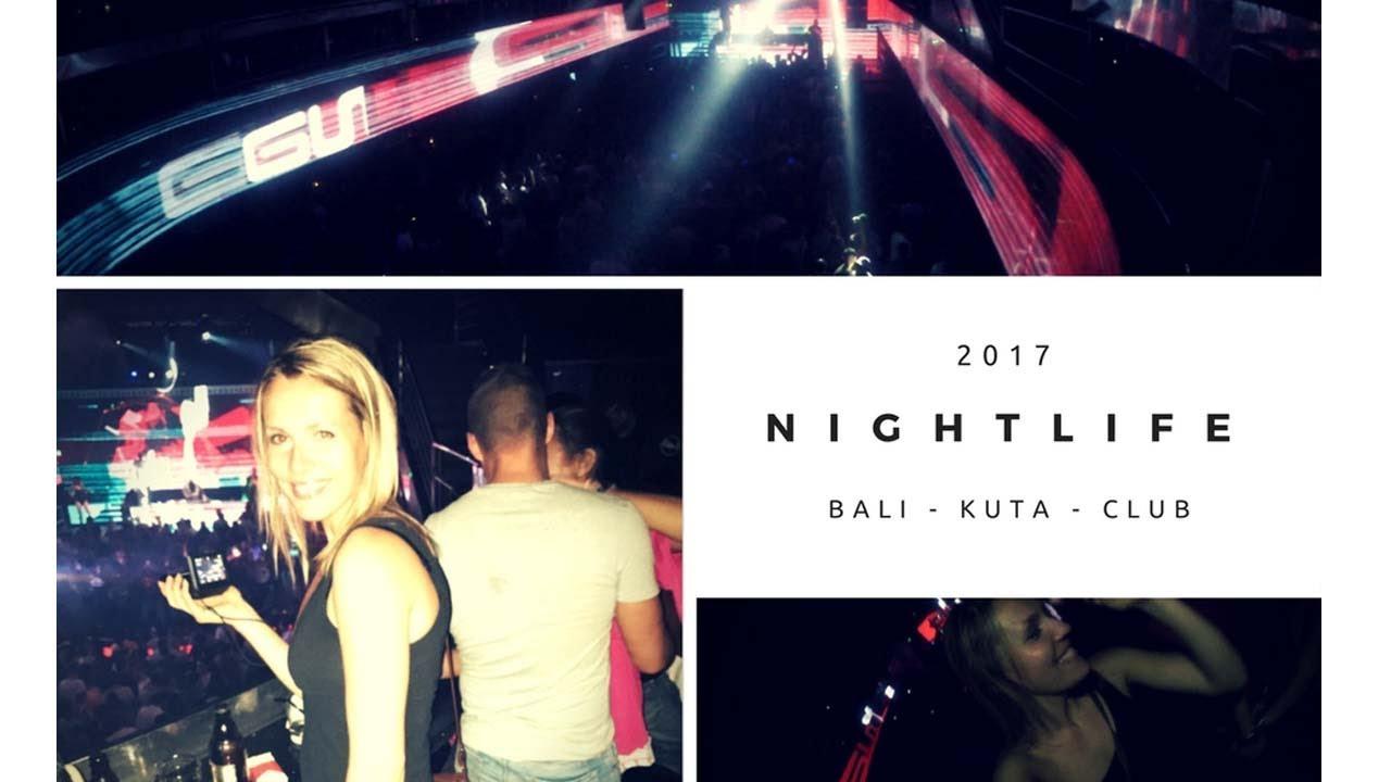 Bali NACHTLEBEN | Bali Party Club | Sky Garden rooftop 2017 | Bali Kuta Clubs | Nightlife Kuta TIPPS